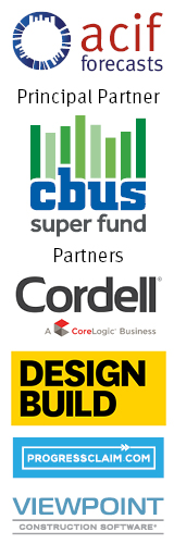 ACIF Forecasts are proudly supported by Principal Partner Cbus Super Fund